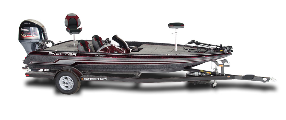 2018 Skeeter Zx190 Bass Boat For Sale
