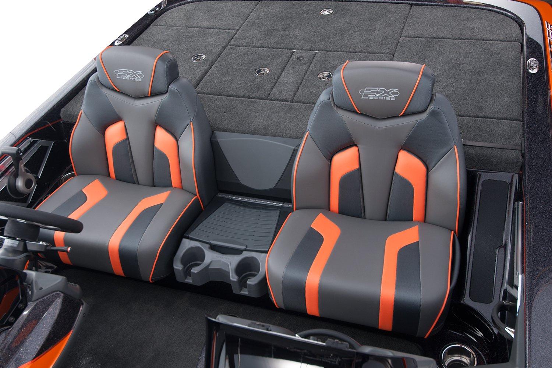 Skeeter Boat Seat Covers - Velcromag