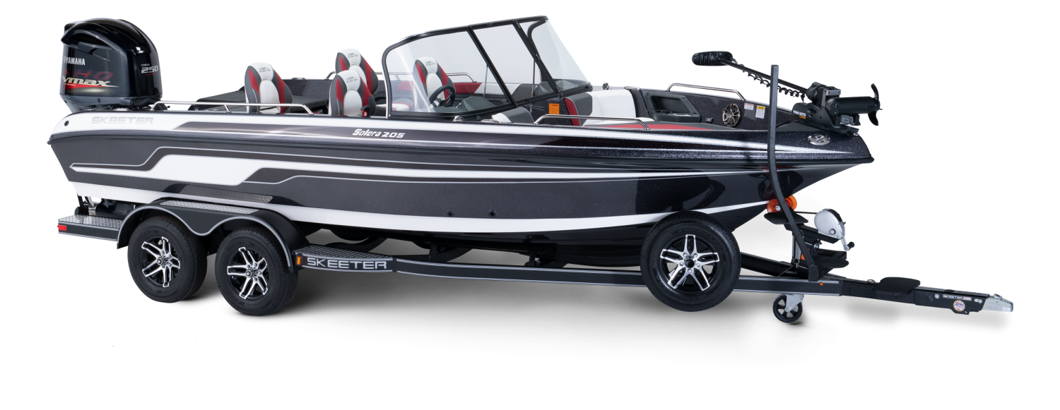 2020 Skeeter Solera 205 Deep V Boat For Sale profile image.