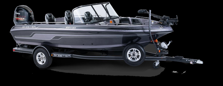 2020 Skeeter Solera 189 Deep V Boat For Sale profile image.