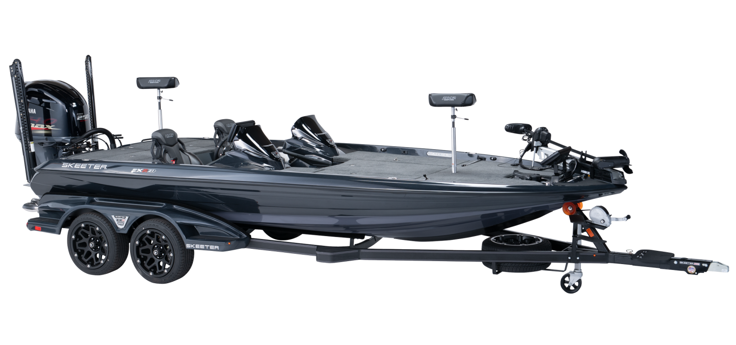 2020 Skeeter FXR21 APEX Bass Boat For Sale profile image.