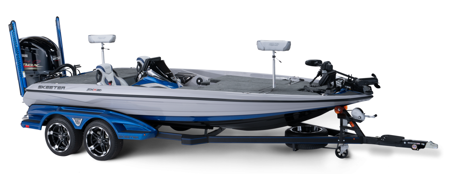 2020 Skeeter FXR20 LIMITED Bass Boat For Sale profile image.