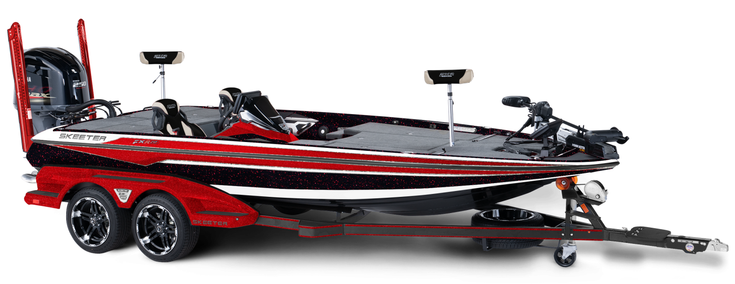 2020 Skeeter FXR21 Bass Boat For Sale profile image.