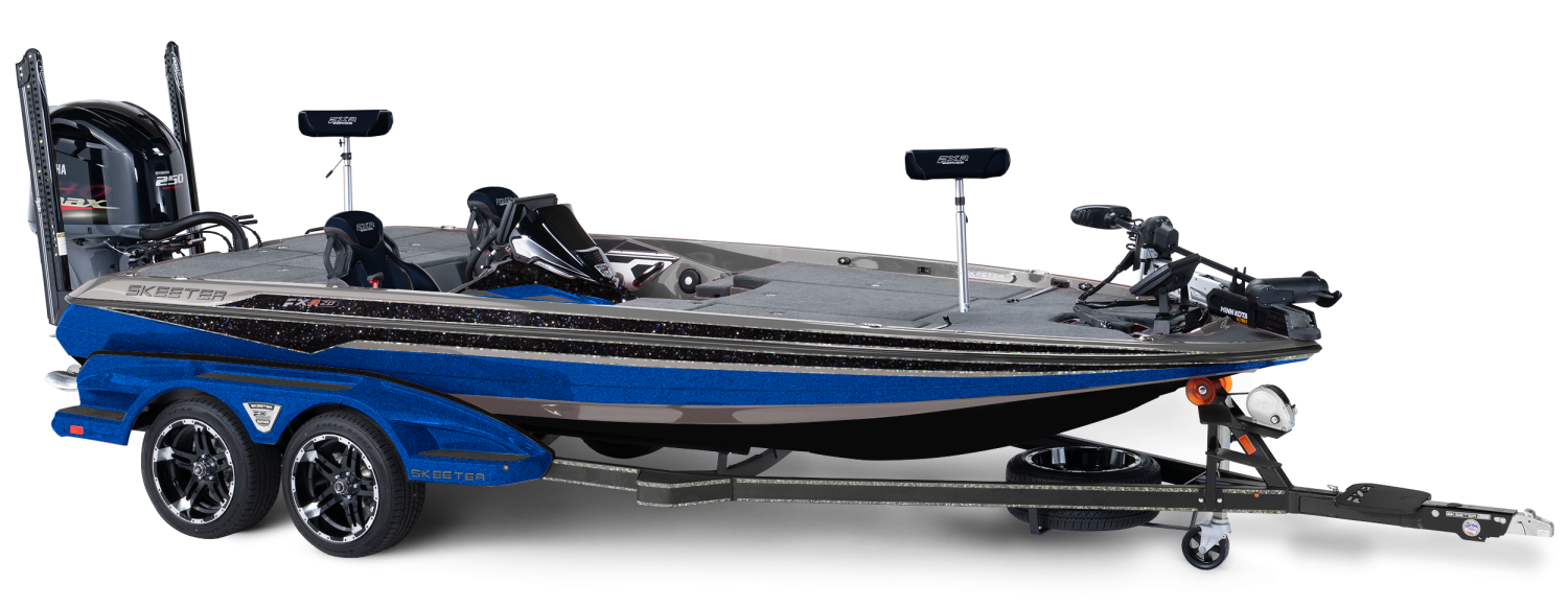 2020 Skeeter FXR20 Bass Boat For Sale profile image.