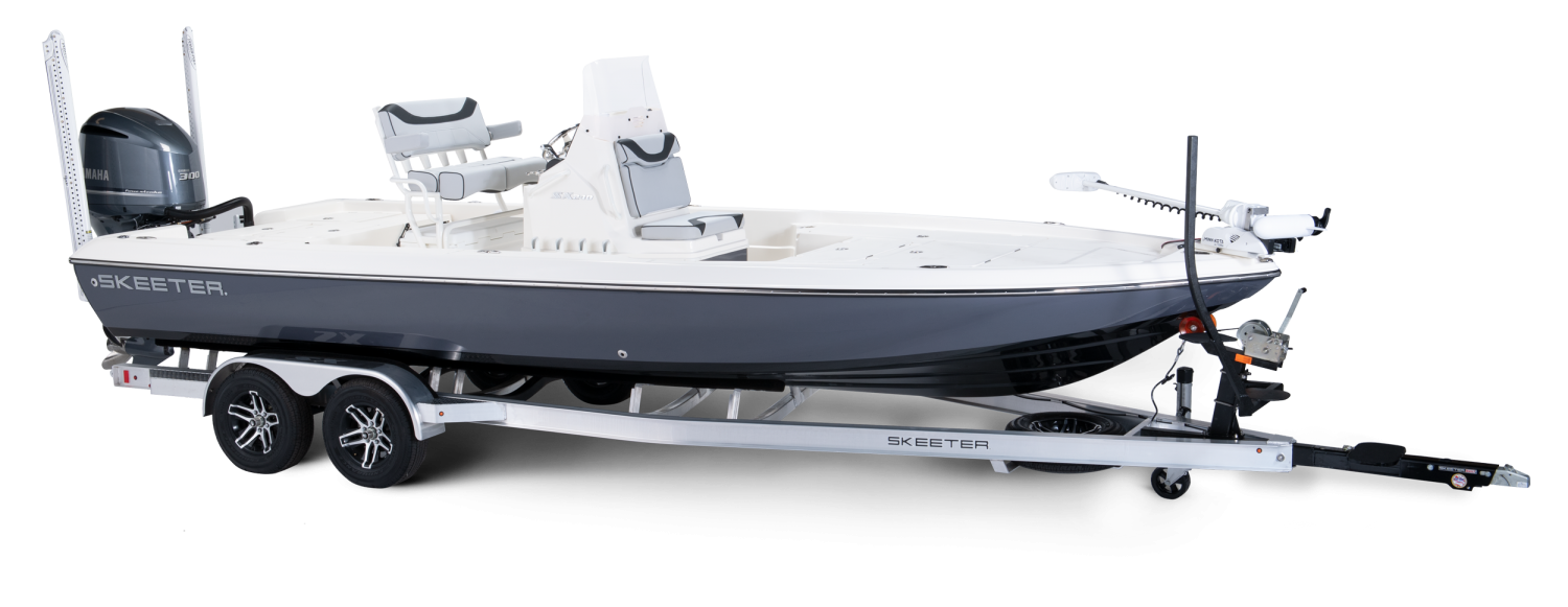 2020 Skeeter SX240 Bay Boat For Sale profile image.