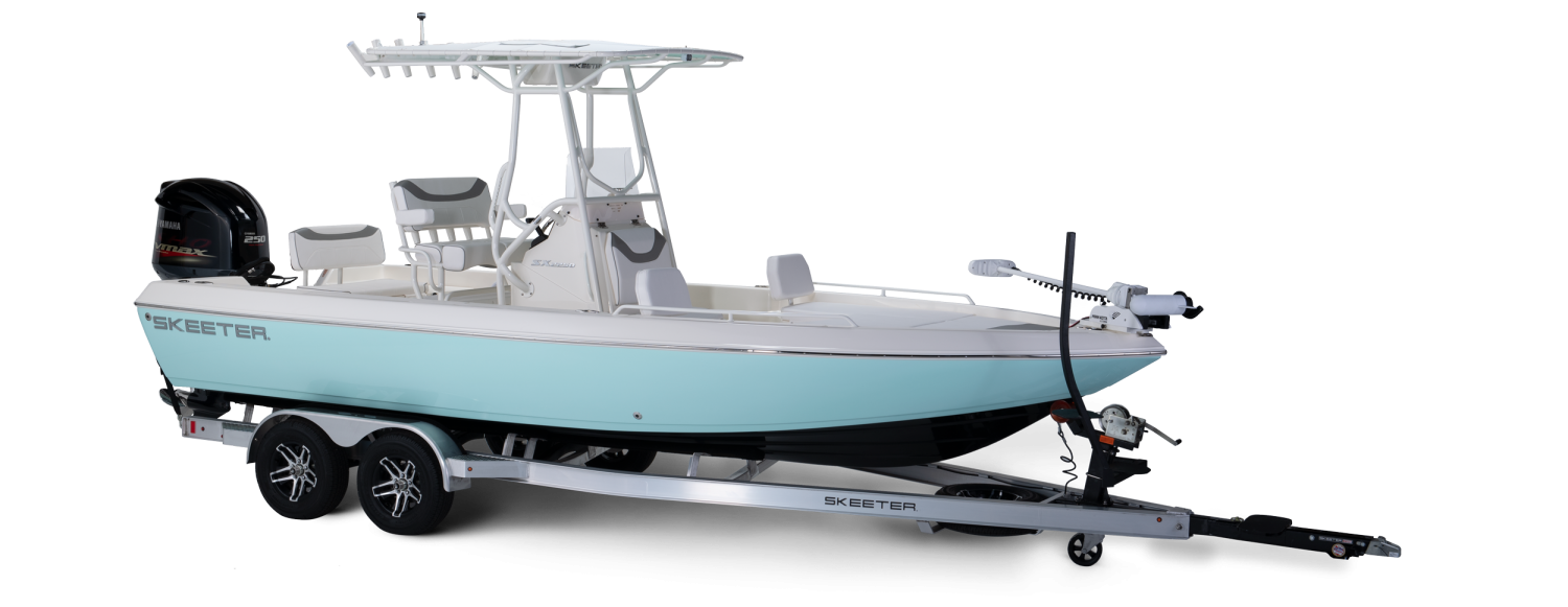 2020 Skeeter SX2250 Bay Boat For Sale profile image.