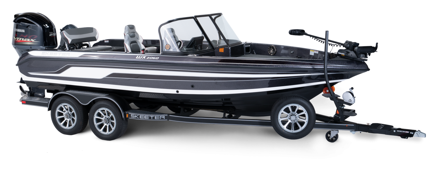 2020 Skeeter WX2060 Deep V Boat For Sale profile image.