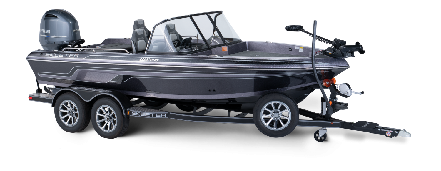 2020 Skeeter WX1910 Deep V Boat For Sale profile image.