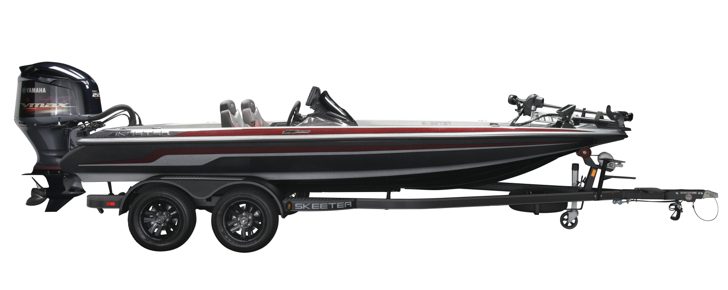 2021 Skeeter ZXR 21 Bass Boat For Sale profile image.