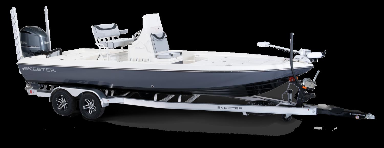 2021 Skeeter SX240 Bay Boat For Sale profile image.