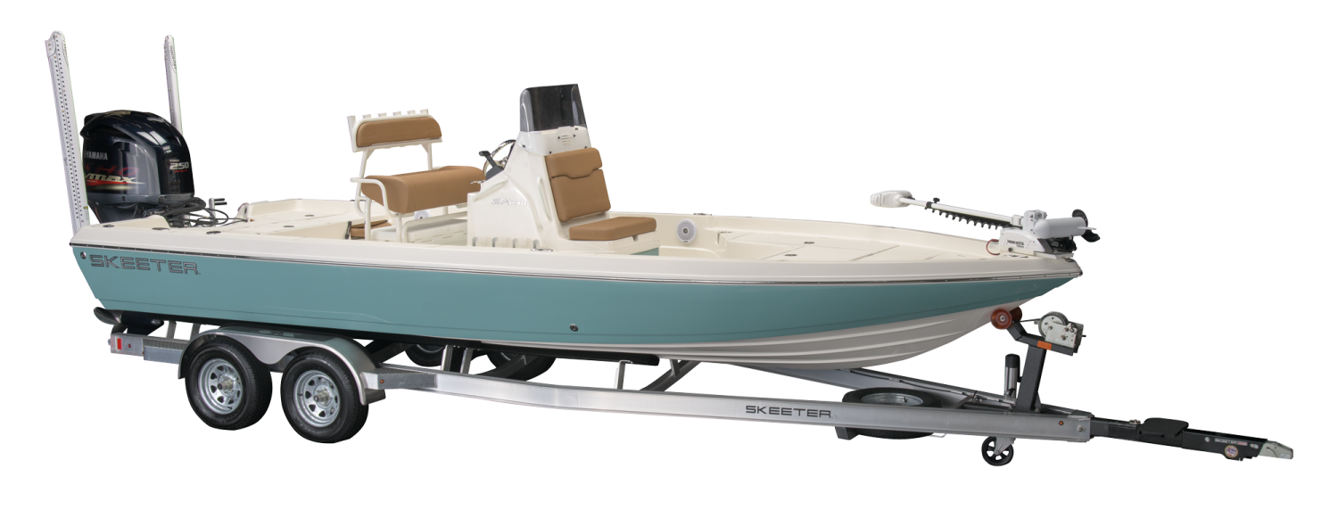 2021 Skeeter SX230 Bay Boat For Sale profile image.
