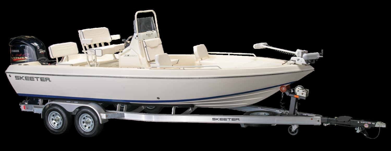 2021 Skeeter SX2250 Bay Boat For Sale profile image.