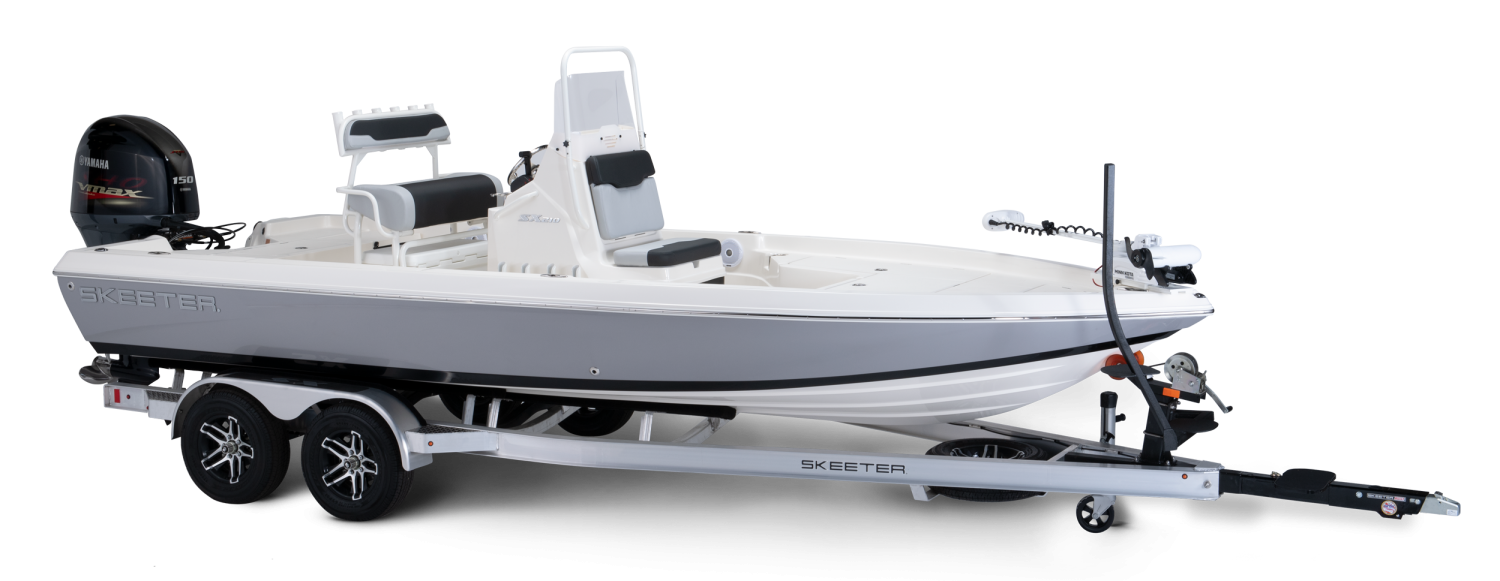 2021 Skeeter SX210 Bay Boat For Sale profile image.