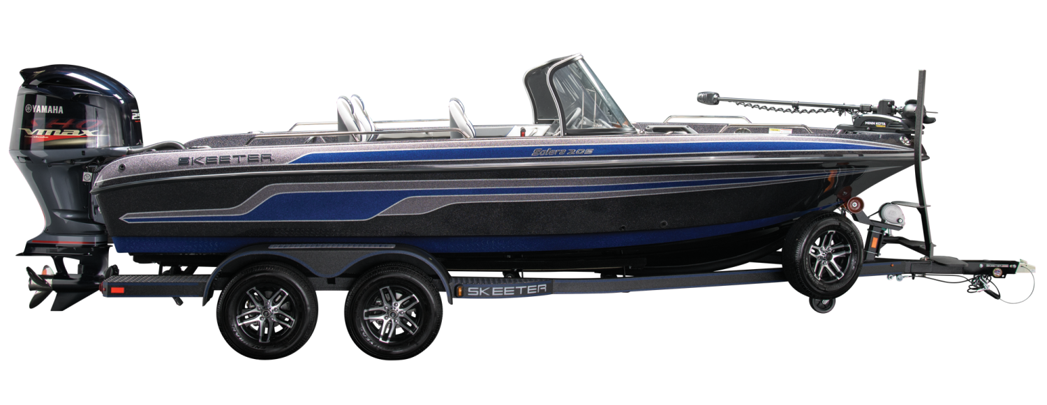 2021 Skeeter Solera 205 Deep V Boat For Sale profile image.