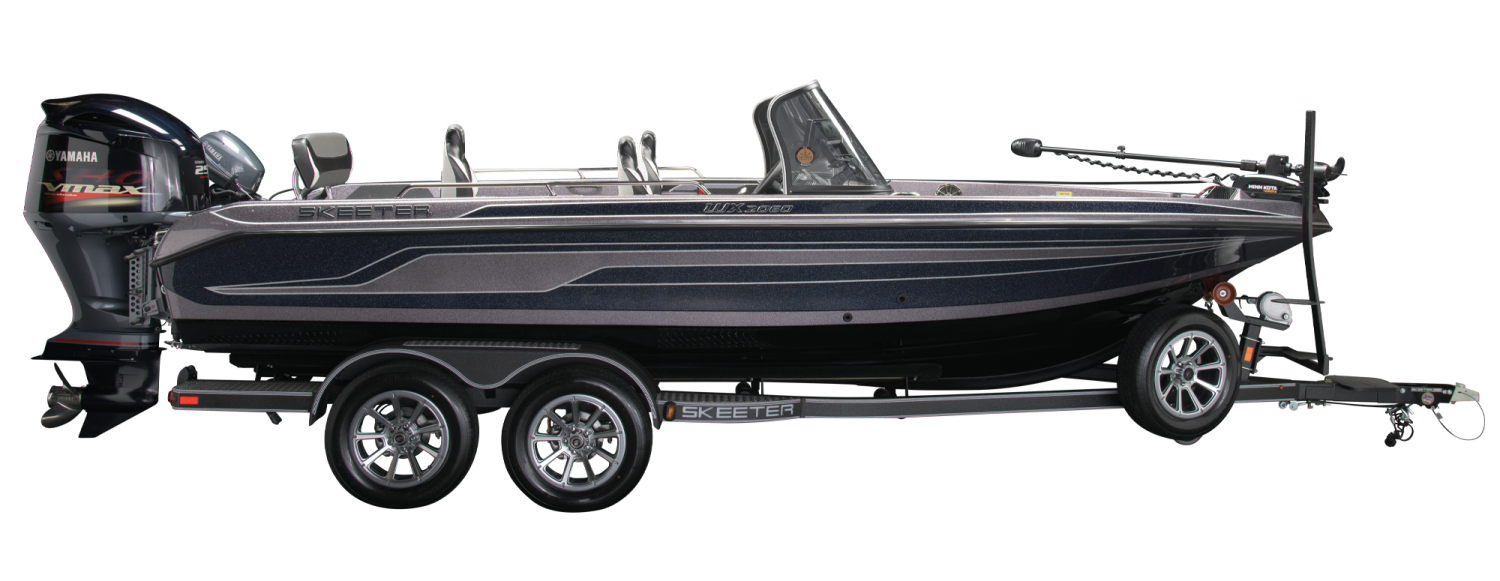 2021 Skeeter WX2060 Deep V Boat For Sale profile image.