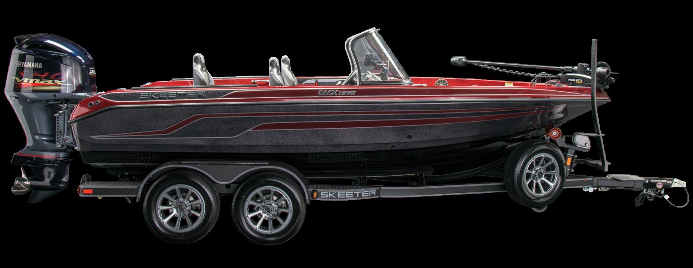 2021 Skeeter WX1910 Deep V Boat For Sale profile image.