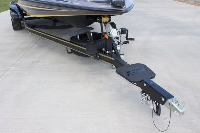 swing away tongue on skeeter built trailer