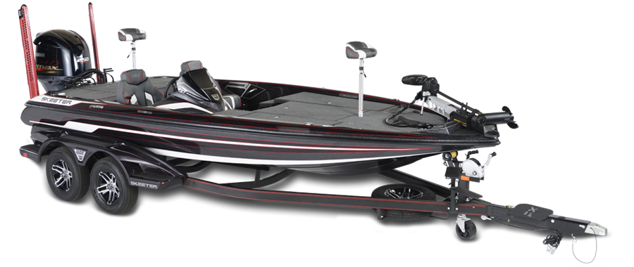 2018 Skeeter FX20 LE Bass Boat For Sale profile image.