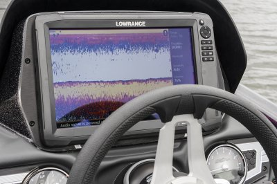 lowrance carbon 12 dash mounted