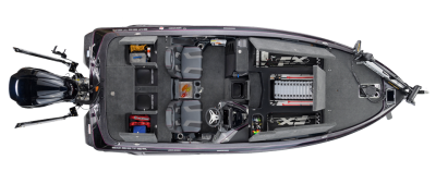 FX20 with all the compartments open
