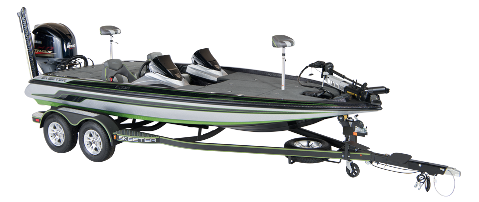 2018 Skeeter ZX200 Bass Boat For Sale profile image.