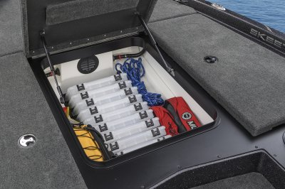 large tackle compartments