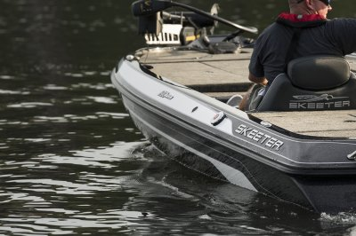 tournament ready bass boat