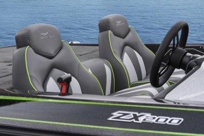 big comfortable seats for comfortable runs