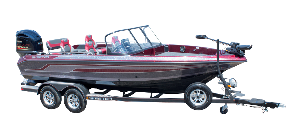 2018 Skeeter WX2060 Deep V Boat For Sale profile image.