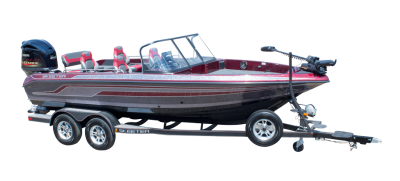 Walleye Fishing DeepV Boats Skeeter Built Trailer