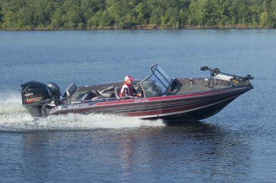 the wx2060 handles rough water with easy
