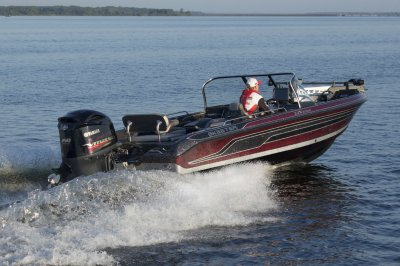 wx 2060 is the smoothest riding boat in it's class