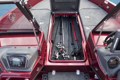 large rod locker in the wx2060