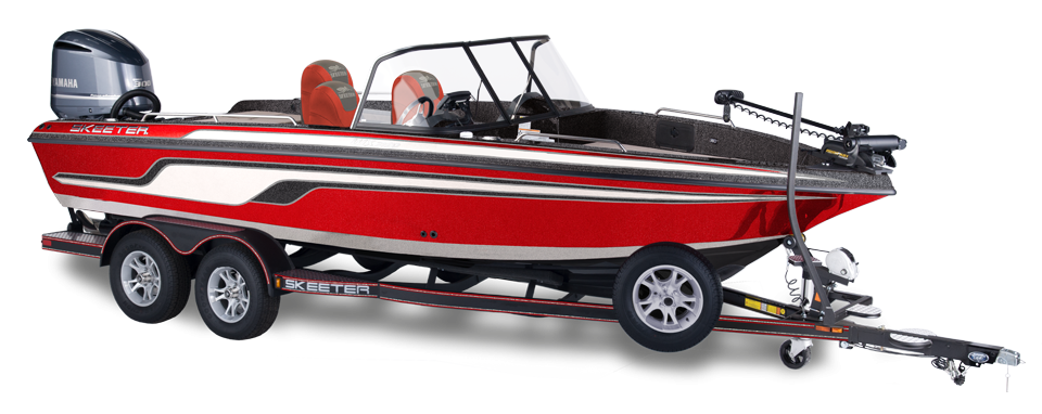2018 Skeeter WX2190 Stock Deep V Boat For Sale profile image.