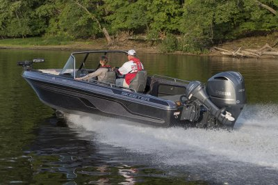 The smoothest riding deep v boat for the money