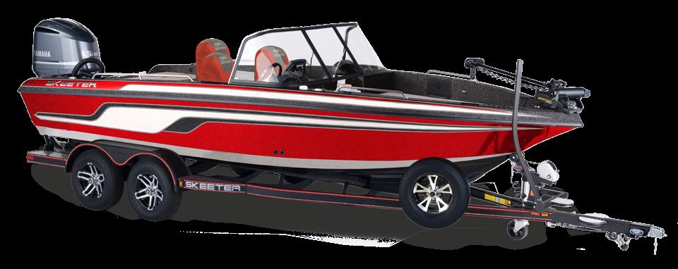 2018 Skeeter WX2190 Select Deep V Boat For Sale profile image.