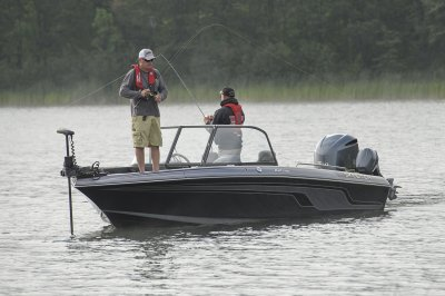 chasing walleye in the wx2190