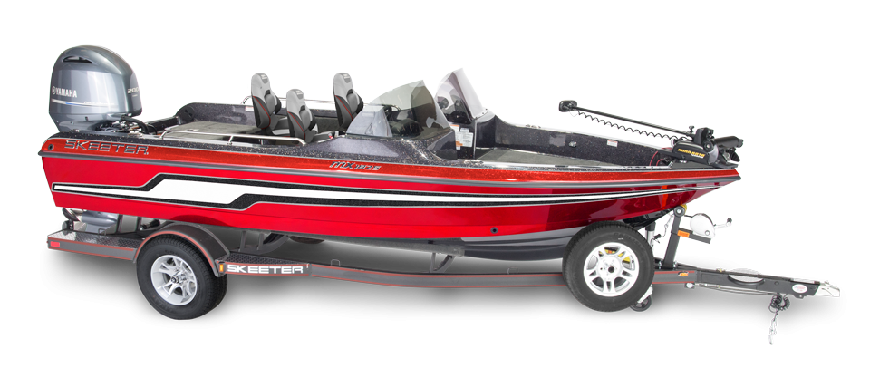 2018 Skeeter MX1825 Deep V Boat For Sale profile image.