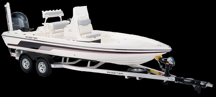 2018 Skeeter SX210 Bay Boat For Sale profile image.