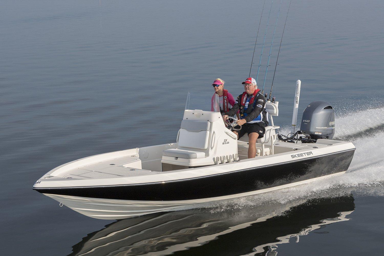 2018 Skeeter SX210 Bay Boat For Sale