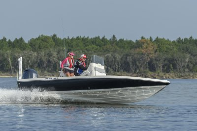 best bay boat on the market handles great