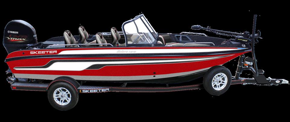 2018 Skeeter Solera 189 Deep V Boat For Sale profile image.