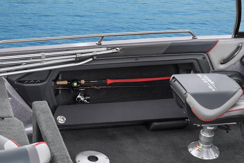 2018 Skeeter Solera 189 Deep V Boat For Sale