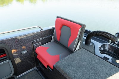 rear seats make for conformable seating for all