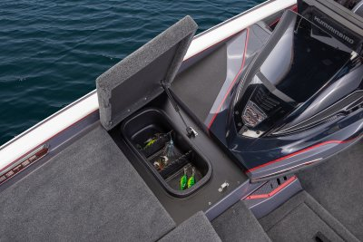 starboard side day boat on skeeter fx21 apex edition bass boat