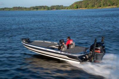 skeeter fx 21 le bass boat