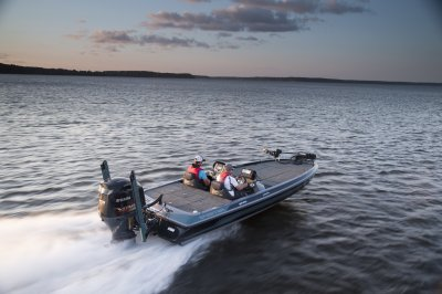 Skeeter FX21 Le bass boat