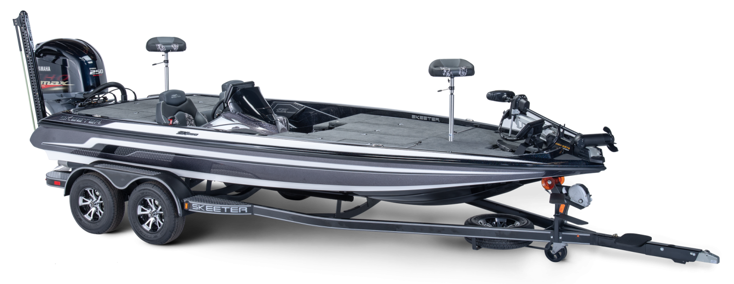 2019 Skeeter ZX250 Bass Boat For Sale profile image.