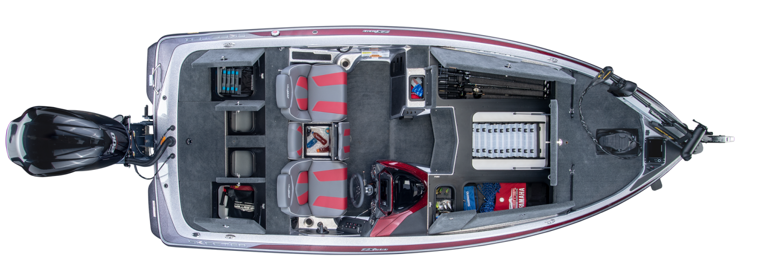 2019 Skeeter ZX200 Bass Boat For Sale