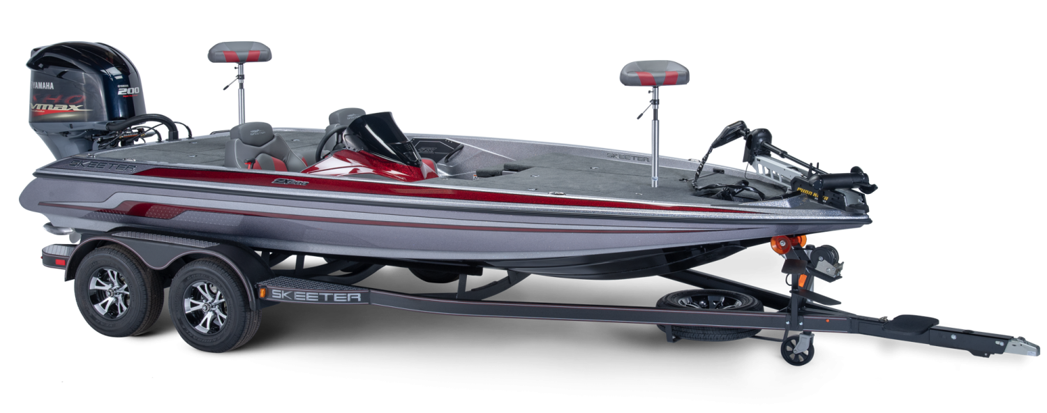 2019 Skeeter ZX200 Bass Boat For Sale profile image.
